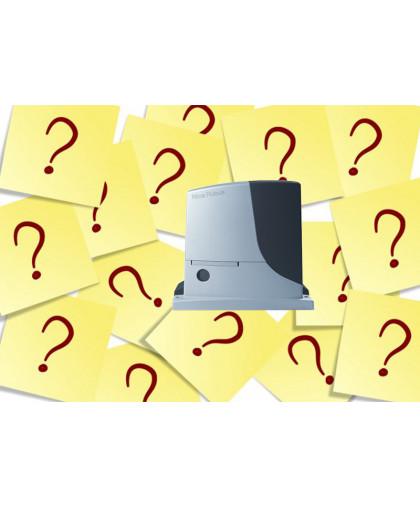 Частые вопросы по автоматике